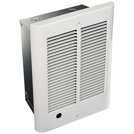 QMark CZ1512T Residential Fan Force Zonal Heater, Small, Northern White