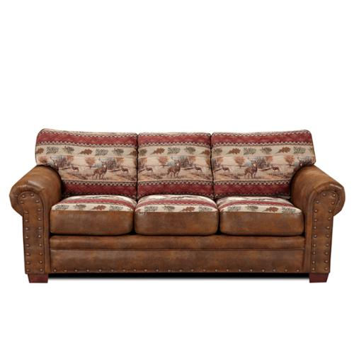 American Furniture Classics Deer Valley Lodge Sleeper Sofa by Overstock