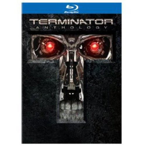The Terminator Anthology - The Terminator / Terminator 2: Judgment Day / Terminator 3: Rise Of The Machines / Terminator Salvation (Blu-ray) (Widescreen)