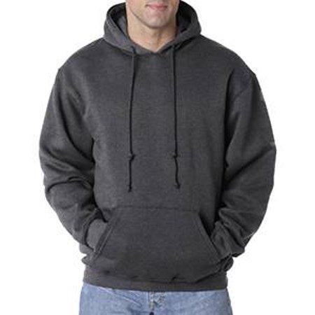 Bayside Adult 9.5 oz., 80/20 Pullover Hooded Sweatshirt 10 Oz Pullover Hooded Sweatshirt