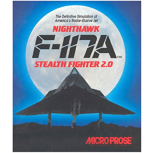 Tommo 58411011 F-117A Nighthawk Stealth Fighter 2.0 (PC) (Digital Code)