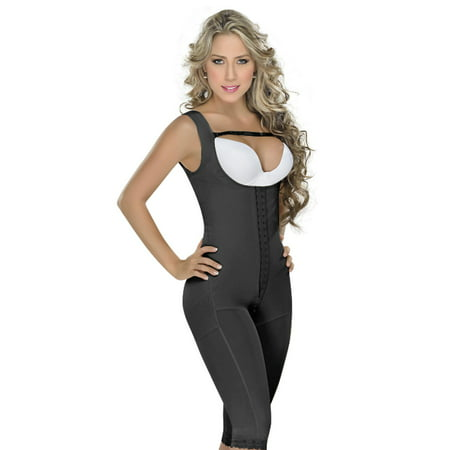 5001d4a8ae MYD 0075 Fajas Colombianas Reductoras Post Surgery Girdle Full Body Shaper