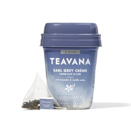 teavana earl grey creme flavored black tea blend tea bags 15 ct