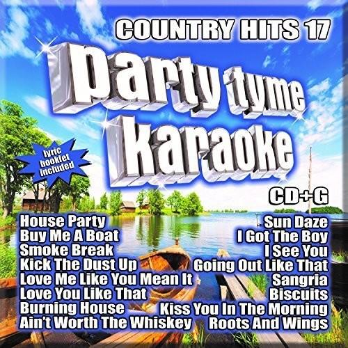 Party Tyme Karaoke: Country Hits 17