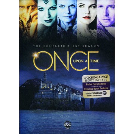 Once Upon A Time  The Complete First Season