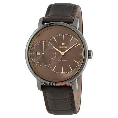 Rado DiaMaster Automatic Brown Dial Men's Watch R14129306 - image 3 de 3