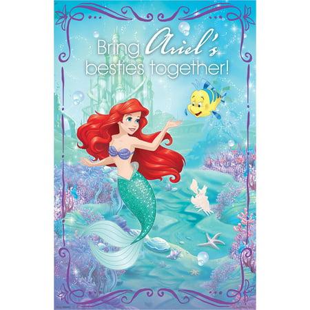 Disney Ariel Dream Big Party Game - Halloween Categories Game