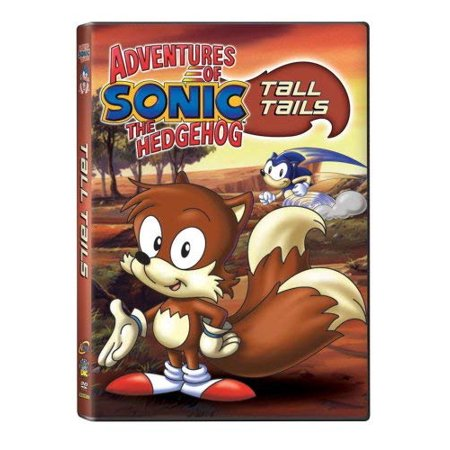 Sonic The Hedgehog: Tall Tails](Sonic Tails The Fox)