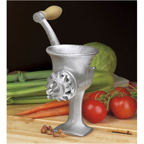 Universal Housewares Commercial Size Food Chopper (2.5 lbs. per minute)