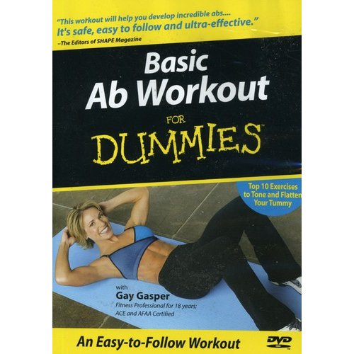 Basic Ab Workout For Dummies by
