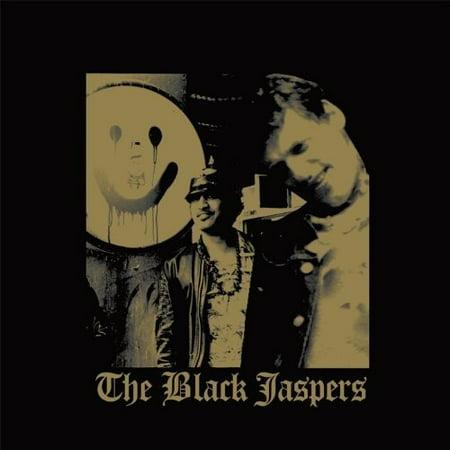 Jasper Disc - Black Jaspers (Cassette)