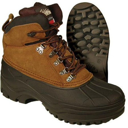 Itasca Ice Breaker Winter Boot Mens Size: 12 Chocolate Itasca Rubber Boots
