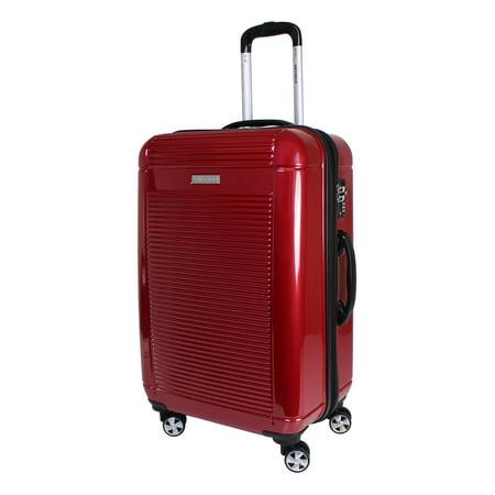 World Traveler  24- Inch Lightweight Hardside Spinner Upright