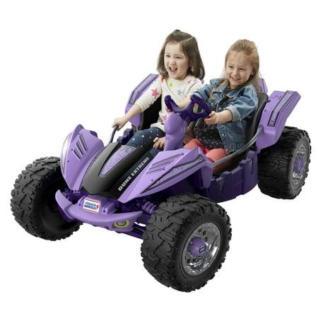 Power Wheels Dune Racer Extreme, Purple