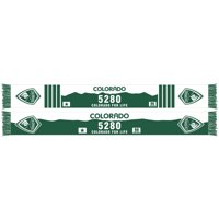 Colorado Rapids License Plate Scarf - No Size