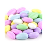 Jordan Almonds assorted pastel colors candy almonds 2 pounds