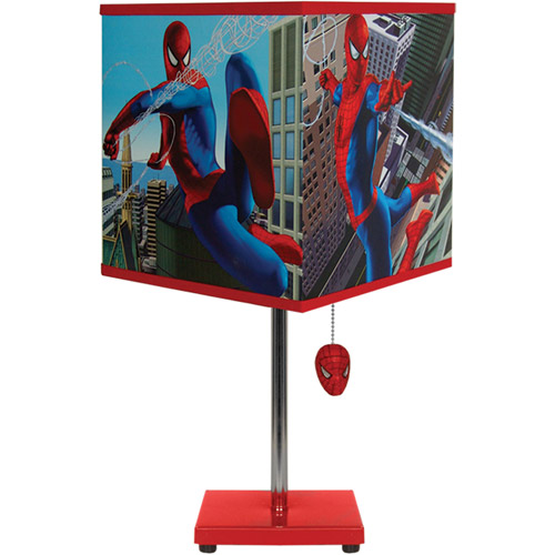Spider-Man Table Lamp