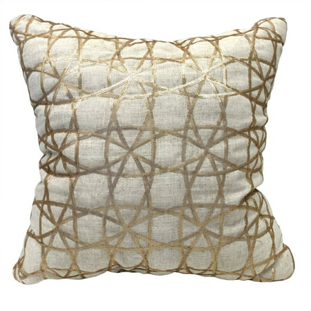 Better Homes And Gardens Sequin Decorative Pillow Walmart Classy Better Homes And Gardens Decorative Pillows