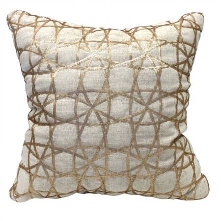 Decorative Pillows With Sequins : Better Homes and Gardens Sequin Decorative Pillow - Walmart.com