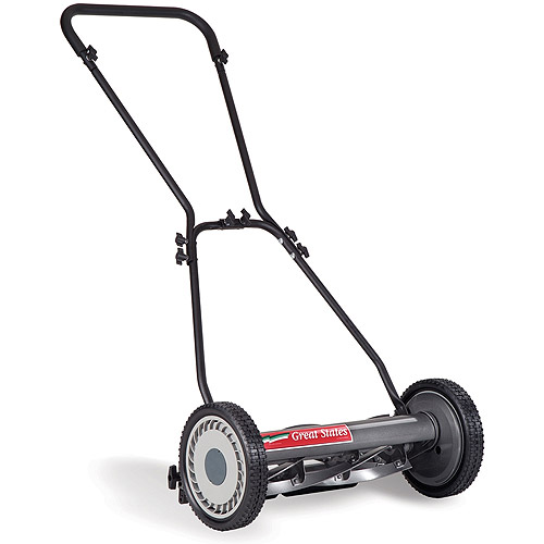 """Great States 18"""" Deluxe Reel Lawn Mower"""