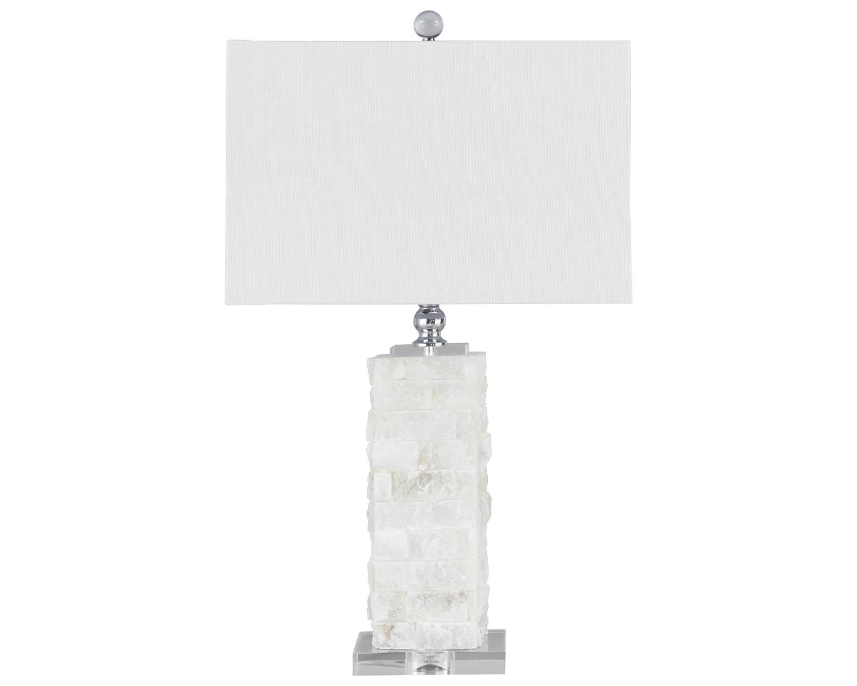 Signature Design By Ashley Malise White 27 Alabaster Table Lamp Walmart Com Walmart Com