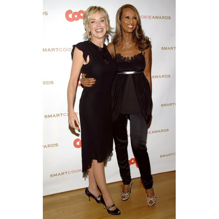 Sharon Stone Iman At Arrivals For Cookie Magazine Honors Celebrity Moms Morgan Library And Museum New York Ny April 30 2007 Photo By George TaylorEverett Collection Celebrity (New York Spaces Magazine)