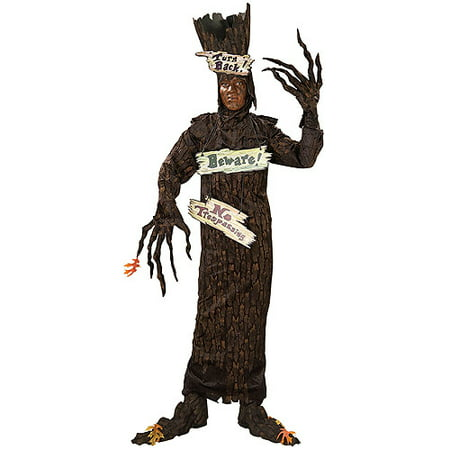 Deluxe Haunted Tree Adult Halloween Costume