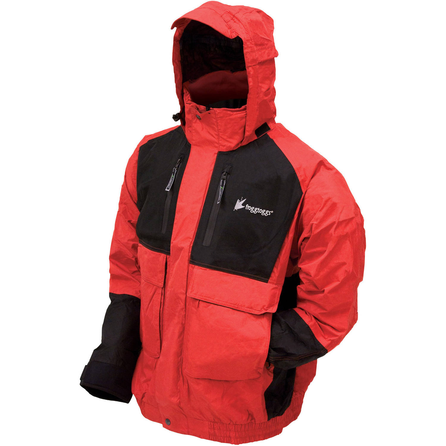 Firebelly Toadz Jacket, Black/Red