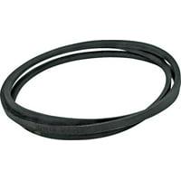 Rubber Industrial V-Belt, 1/2 x 82-In.