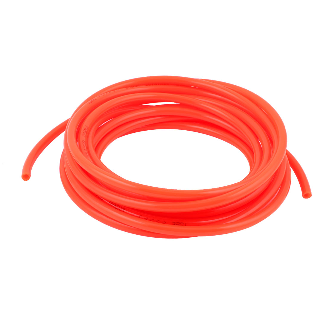 8mm OD 5mm ID Fuel Gas Air Polyurethane PU Tubing Hose Pipe 6M 20Ft Red