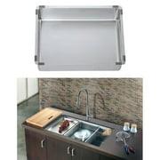 Dawn Kitchen & Bath T710 Stainless Steel Tray for Sru311710