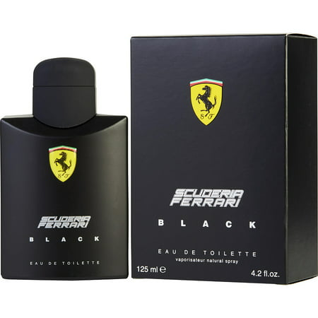 (pack 2) Ferrari Scuderia Black Eau De Toilette Spray By Ferrari4.2 oz