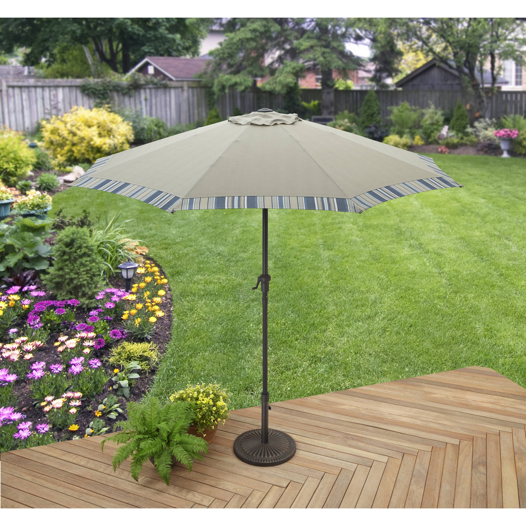 Better Homes and Gardens Avila Beach 9' Umbrella by