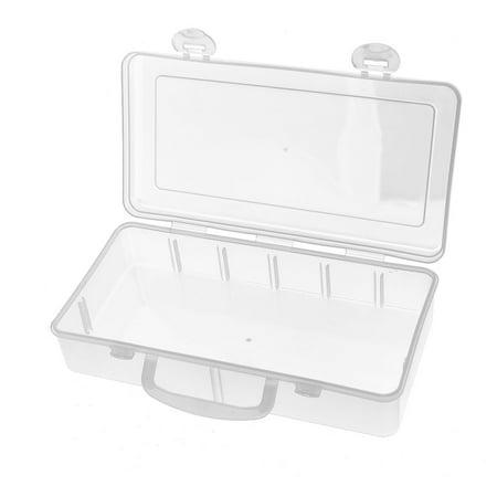 Unique Bargains - Plastic Portable Jewelry Earring Bead ...