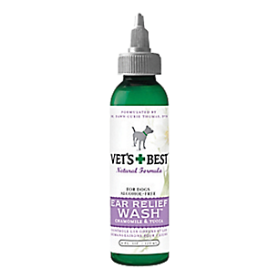 Bramton Company - Vets Best Ear Relief Wash 4 Ounce - 3165810021