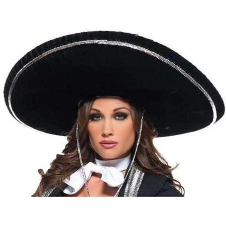 Morris Costumes UR29259 Mariachi Hat Adult Costume