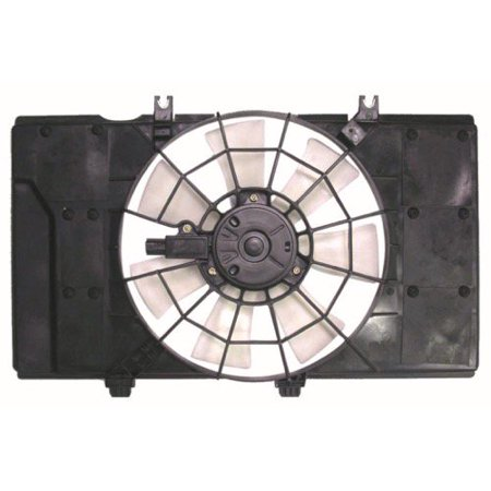 Go-Parts OE Replacement for 2000 - 2001 Plymouth Neon Engine / Radiator Cooling Fan Assembly - (Automatic Transmission; 3 Speed Transmission + Manual Transmission) Performance CH3115107 Replacement Engine Assembly Manual