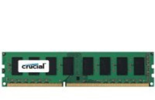 Crucial 16gb, 240-pin Dimm, Ddr3 Pc3-14900 Memory Module - 16 Gb - Ddr3 Sdram - 1866 Mhz Ddr3-1866/pc3-14900 - Ecc - Registered - 240-pin - Dimm (ct16g3ersdd4186d)