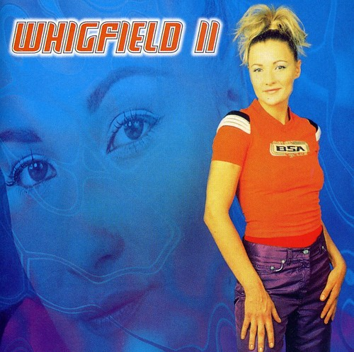 Whigfield - Vol. 2-Whigfield [CD]