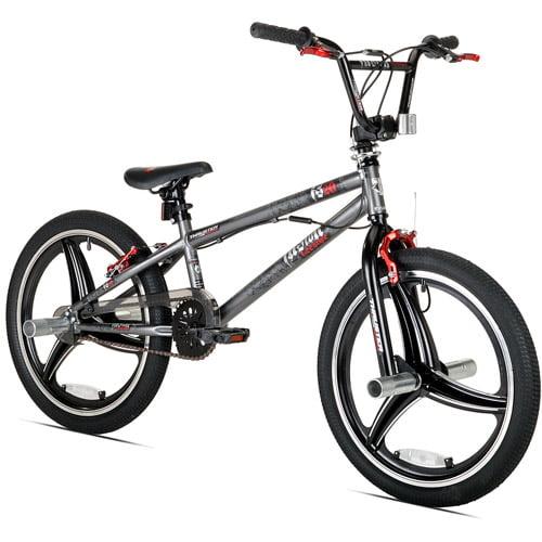 "20"" Thruster Fusion Boys' Bicycle, Grey"