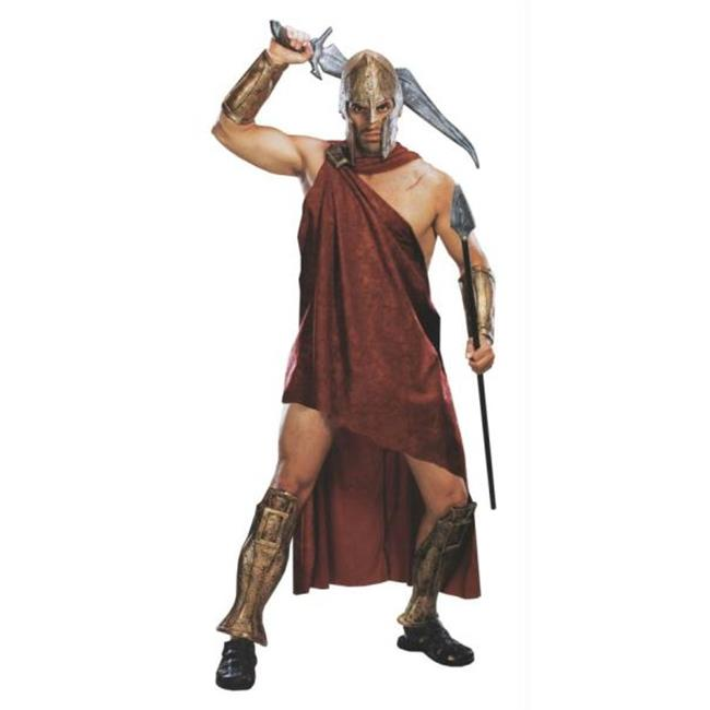MorrisCostumes RU888620XL Movie 300 Spartan Deluxe, X-Large