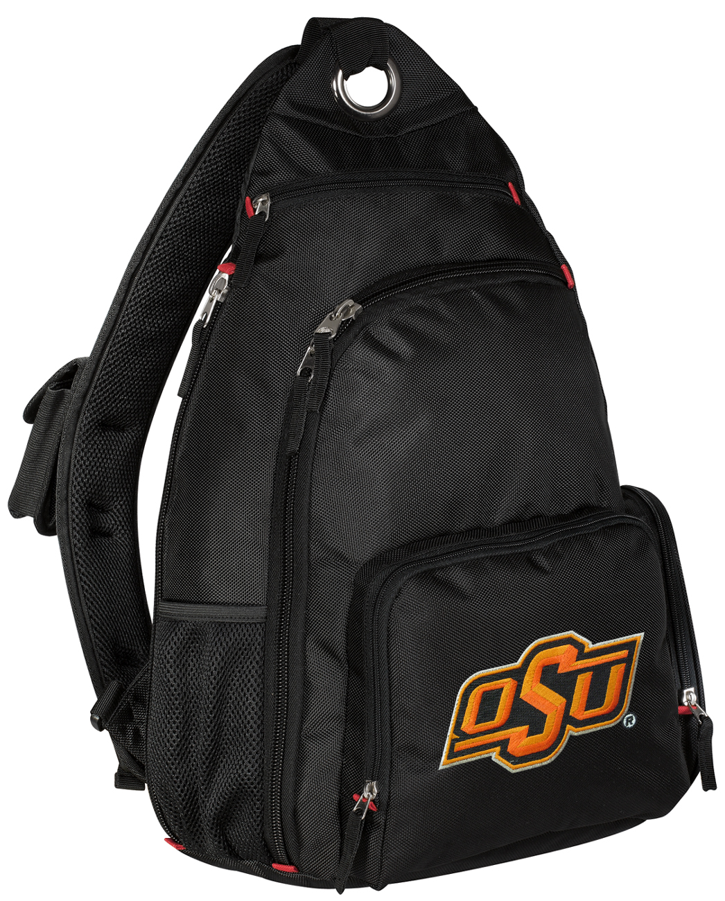 OSU Cowboys Backpack Single Strap Oklahoma State Sling Backpack by
