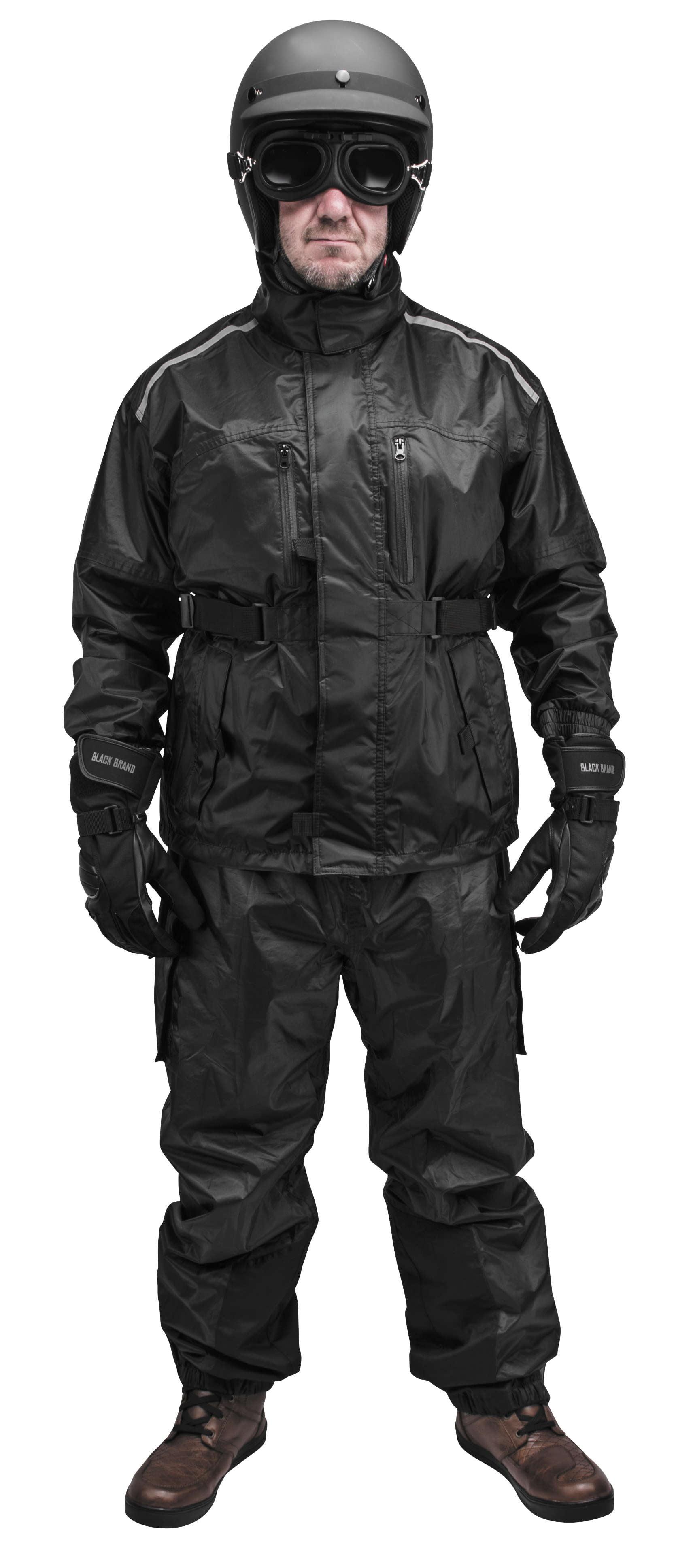 Black Brand Tempest Rainsuit by Black Brand