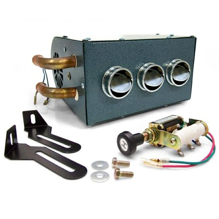 Zirgo Gobi Compact Heater Deluxe Kit  amc z28 Steeda Model A Chevy F Body