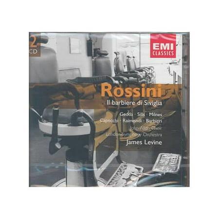ROSSINI: IL BARBIERE DI SIVIGLIA [ROSSINI, GIOACHINO] [CD BOXSET] [2 DISCS] [724358552324]