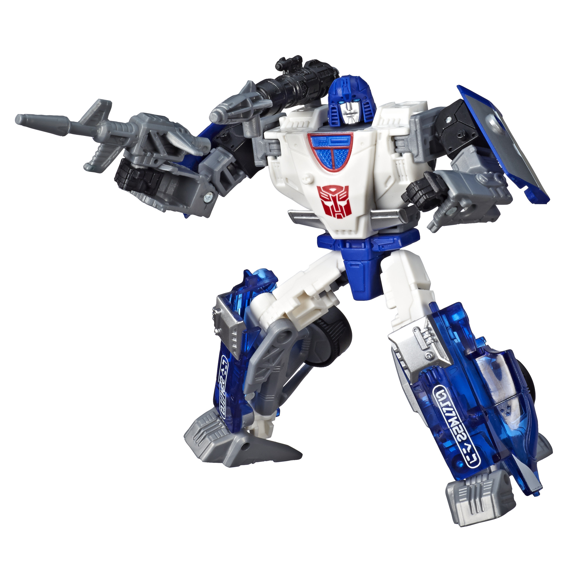 Transformers War for Cybertron Deluxe WFC-S43 Autobot Mirage - Siege Chapter