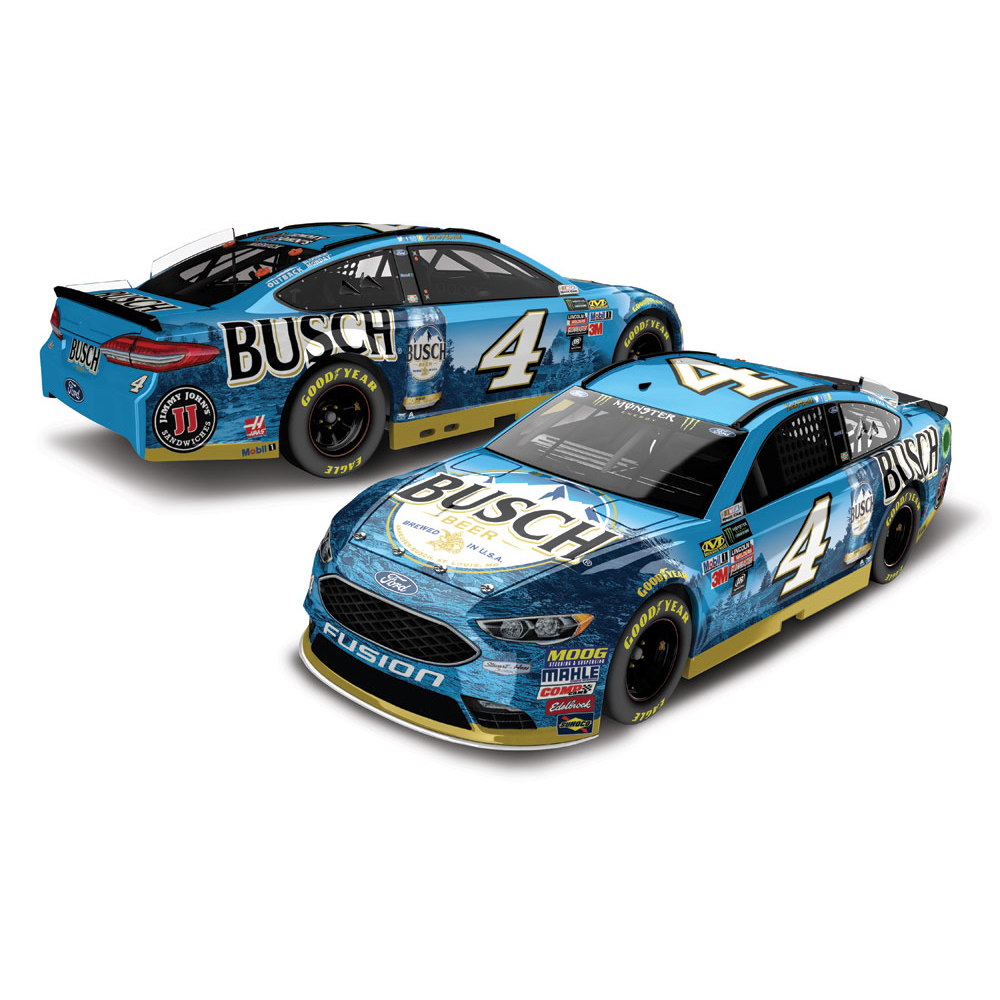 Lionel Racing Kevin Harvick #4 BUSCH BEER 2018 Ford Fusion 1:24 Scale HO Die-cast