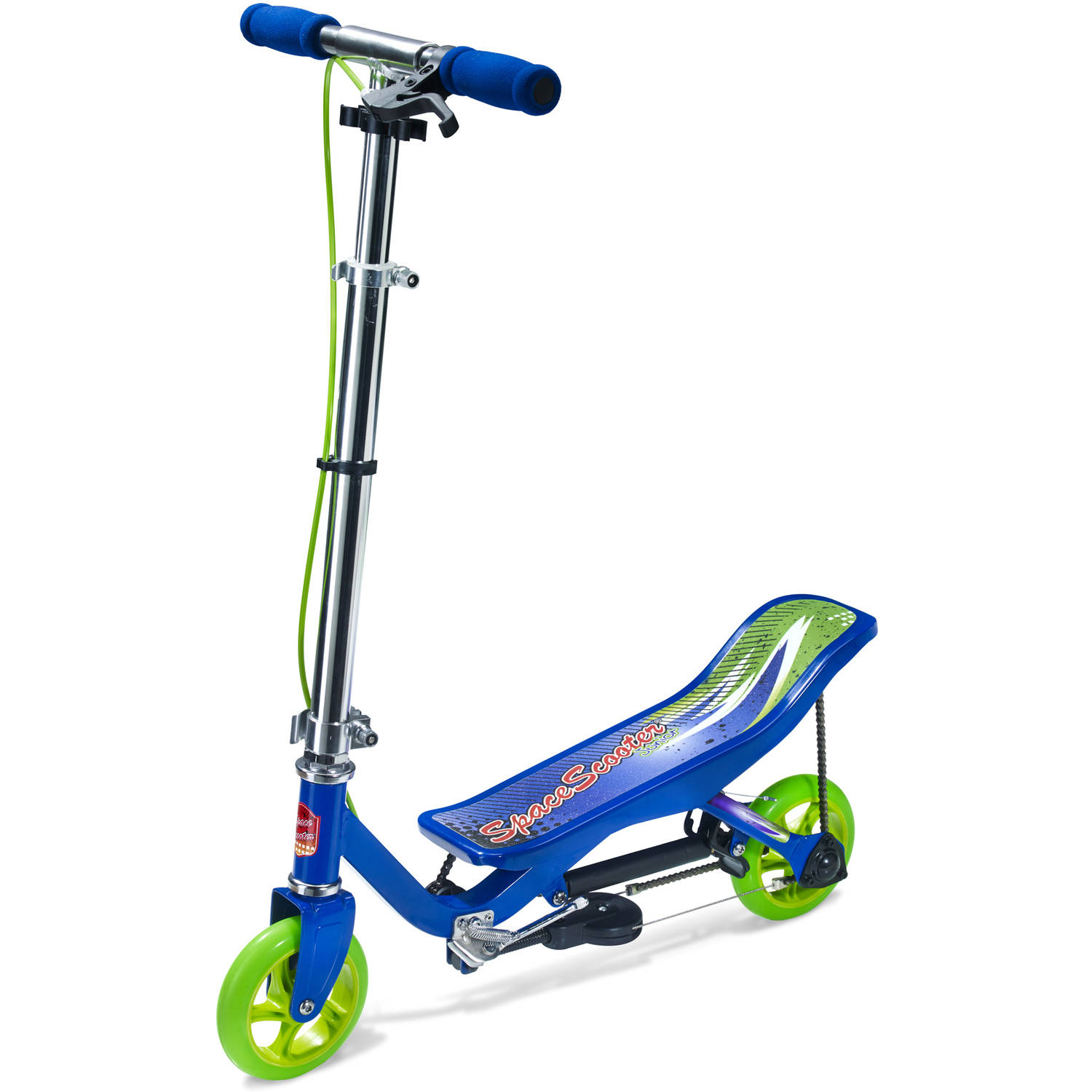Space Scooter X360, Junior, Blue by Space Scooter