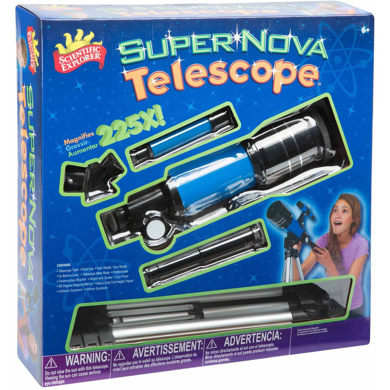 Scientific Explorer Super Nova Telescope by Alex Brands