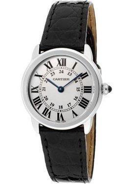 Cartier Ronde Solo Ladies Watch W6700155